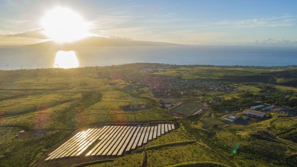 Utility Scale Solar Farm – Lahaina