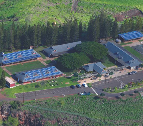 Hawaii Industrial Solar Energy