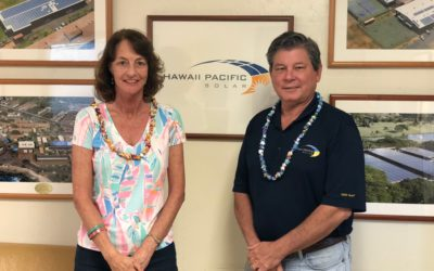 Hawaii Pacific Solar Chosen as Finalist for Community Business of the Year