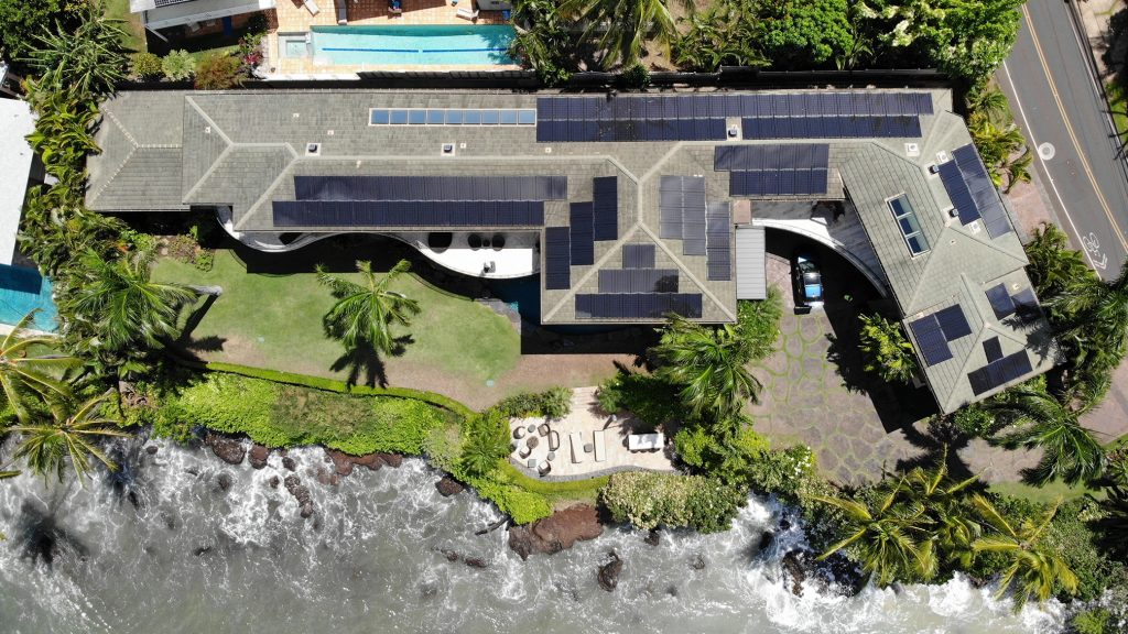Hawaii Solar Installation